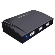 SEDNA - 10/100/1000 Mbps Gigabit 4 Port USB over IP Device Server