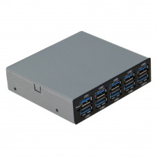 SEDNA - USB 3.1 ( Gen I ) 10 Port Internal Hub (Floppy Bay)